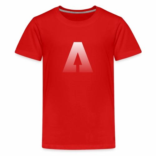 Uplifting A Gradient 04 - Kids' Premium T-Shirt