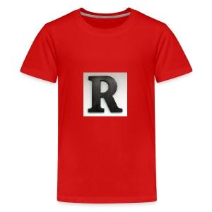 UPrun - T-shirt premium pour ados