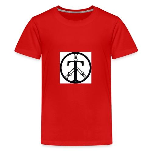 Tough Tag T-shirts - Kids' Premium T-Shirt