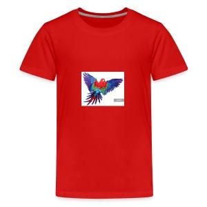 88F1A810 0FF6 4656 AA3A AC594BBB1867 - Kids' Premium T-Shirt
