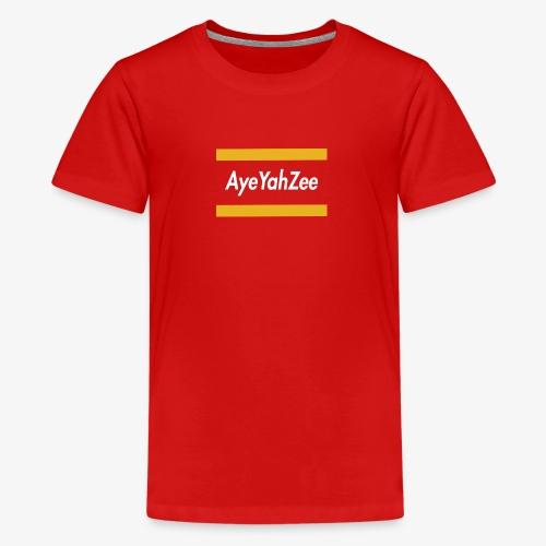 AyeYahZee - Kids' Premium T-Shirt