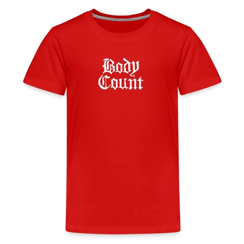 BODY COUNT new - Kids' Premium T-Shirt