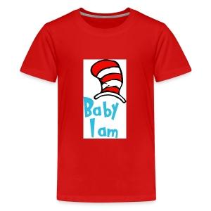 Baby I am - Kids' Premium T-Shirt