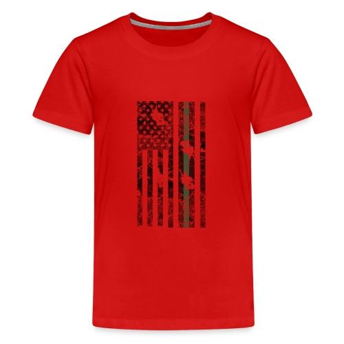flag - Kids' Premium T-Shirt