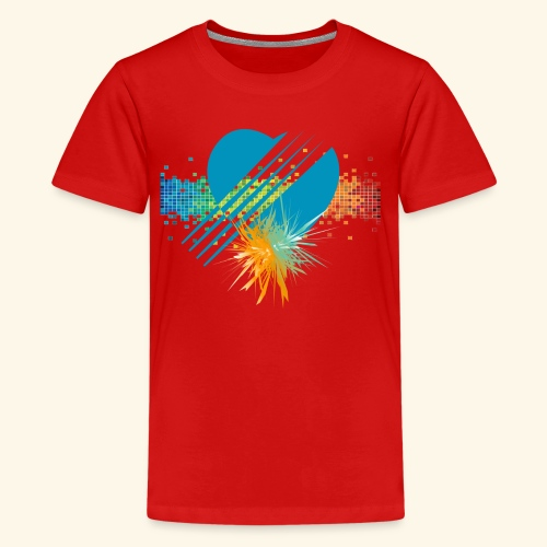 VIVE BOOM - Kids' Premium T-Shirt
