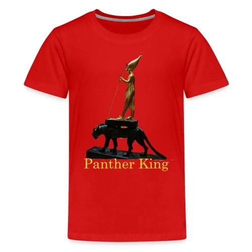 Panther King II - Kids' Premium T-Shirt