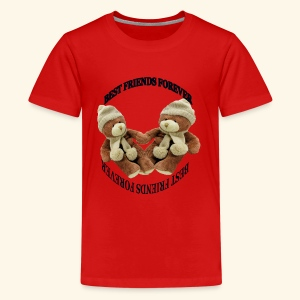 Best Friends forever design - Kids' Premium T-Shirt