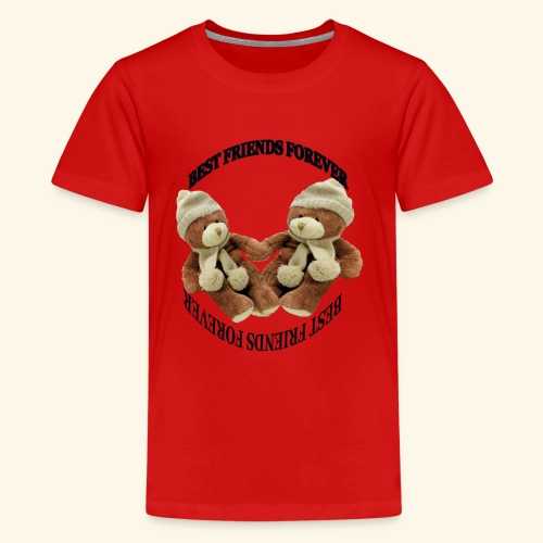Best Friends forever design - Kids' Premium T-Shirt