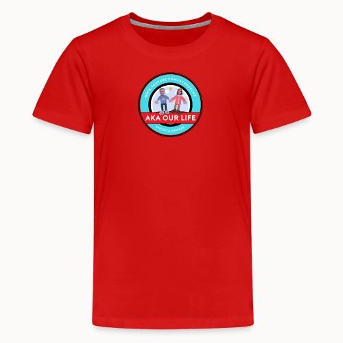 AKA Our Life - Kids' Premium T-Shirt