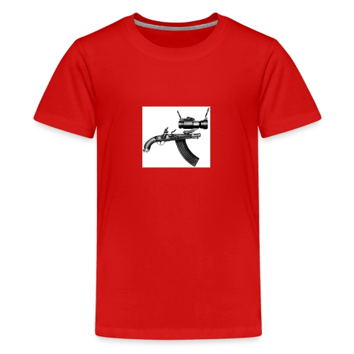 Ugly Gun - Kids' Premium T-Shirt