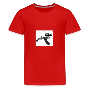 Ugly Gun - Kids' Premium T-Shirt