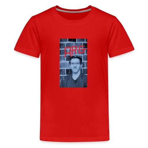 Rock Robster's Youtube merchandise. - Kids' Premium T-Shirt