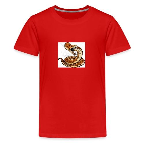 RATTLESNAKE SLASHER 2017 - Kids' Premium T-Shirt