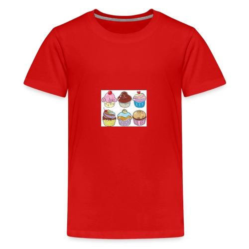 cupcakes - Kids' Premium T-Shirt