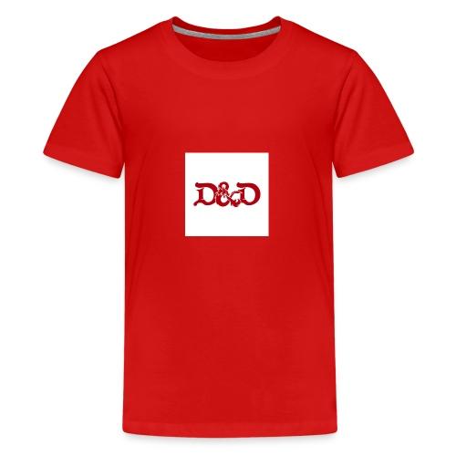 Dungeons and Dragons - Kids' Premium T-Shirt