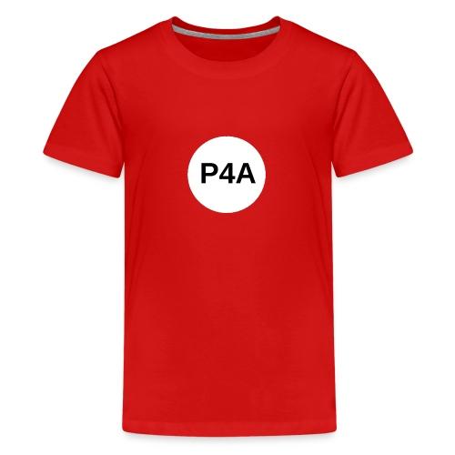 16-white-circle-magnet-board_-1- - Kids' Premium T-Shirt