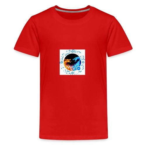 ultimate channels - Kids' Premium T-Shirt