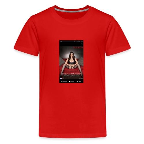 sexy girl - Kids' Premium T-Shirt