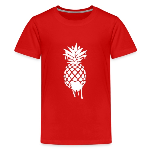 Pineapple Drippn - Kids' Premium T-Shirt