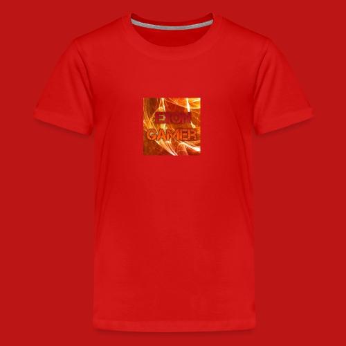 eBiU5w7 - Kids' Premium T-Shirt