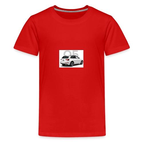 car right img - Kids' Premium T-Shirt