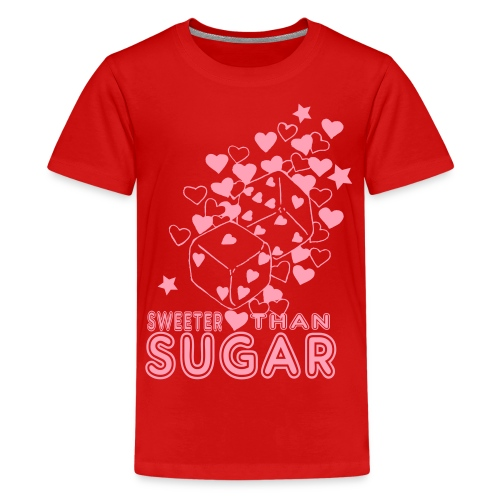 SWEETER THAN SUGAR - Kids' Premium T-Shirt