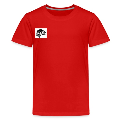 Cole Thompson Outdoors Logo - Kids' Premium T-Shirt