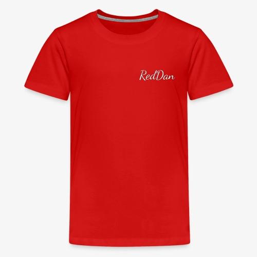 Offical Red Dan Merch - Kids' Premium T-Shirt