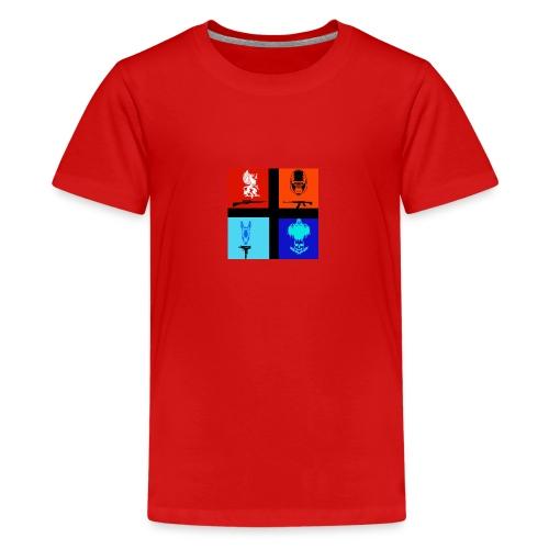 NitrosNaniacs logo - Kids' Premium T-Shirt