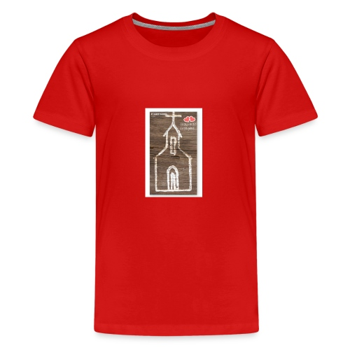 God loves everyone - Kids' Premium T-Shirt