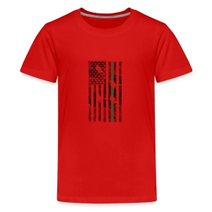 flag - Kids' Premium T-Shirt