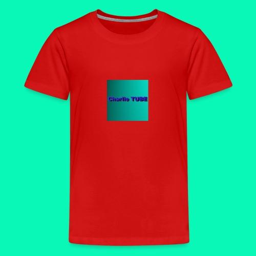 Charlie TUBE - Kids' Premium T-Shirt