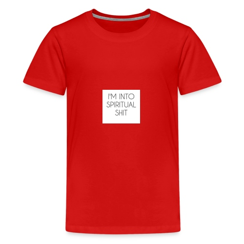 Spiritual shit - Kids' Premium T-Shirt