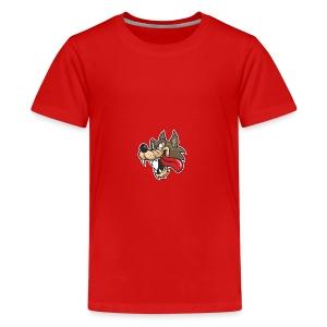 Wolf Gang Love - Kids' Premium T-Shirt