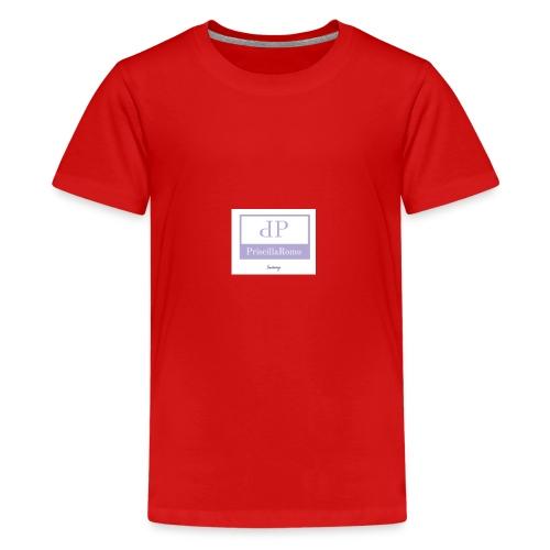 PriscillaRomo savage hoodie - Kids' Premium T-Shirt