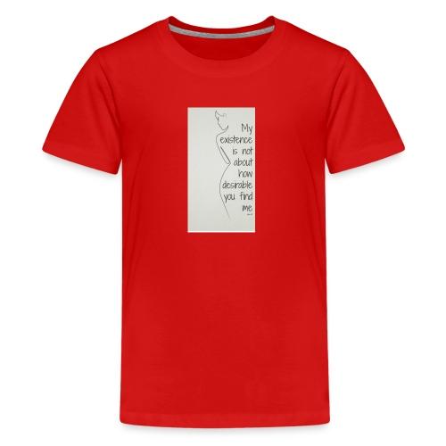 Feminist - Kids' Premium T-Shirt