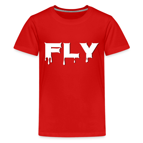 Fly T-shirt - Kids' Premium T-Shirt