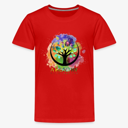A Healthy Alternative Watercolor ALT - Kids' Premium T-Shirt
