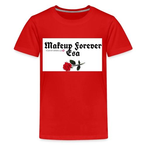 Makeup forever esa - Kids' Premium T-Shirt