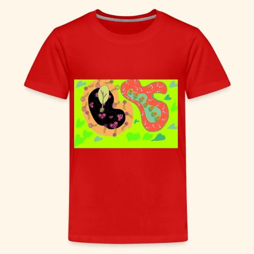 Floating gardens - Kids' Premium T-Shirt