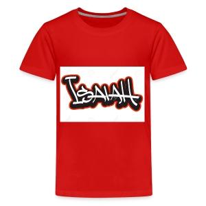 Isaiah - Kids' Premium T-Shirt