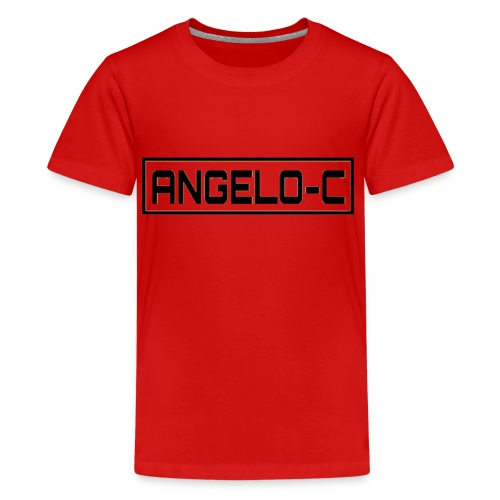 red angelo clifford shirt - Kids' Premium T-Shirt