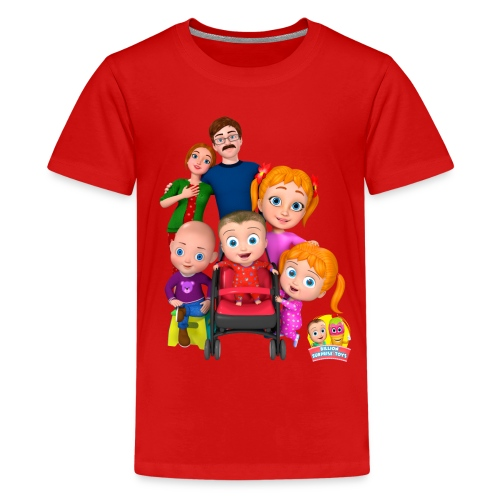 family capture - Kids' Premium T-Shirt