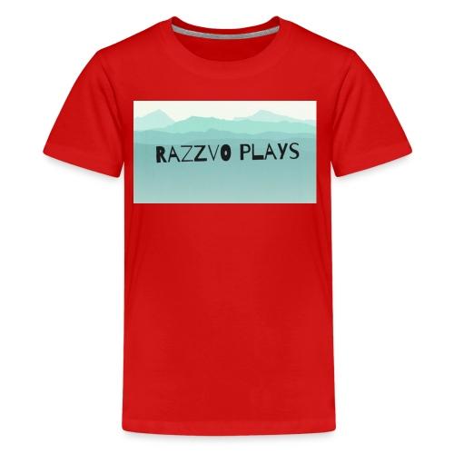 Razzvo Plays - Kids' Premium T-Shirt