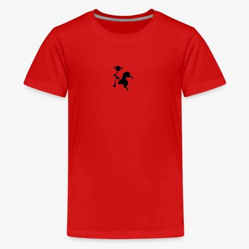 imagika black - Kids' Premium T-Shirt