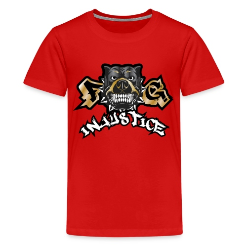 Injustice FG - Kids' Premium T-Shirt