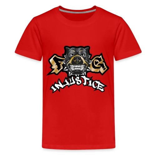Injustice FG - Kids' Premium T-Shirt