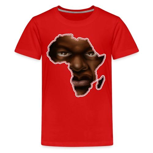 AFRICA FACE - Kids' Premium T-Shirt