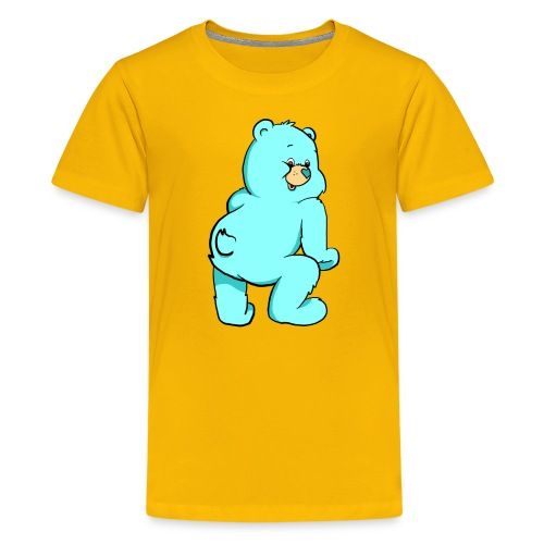 blue twerk - Kids' Premium T-Shirt