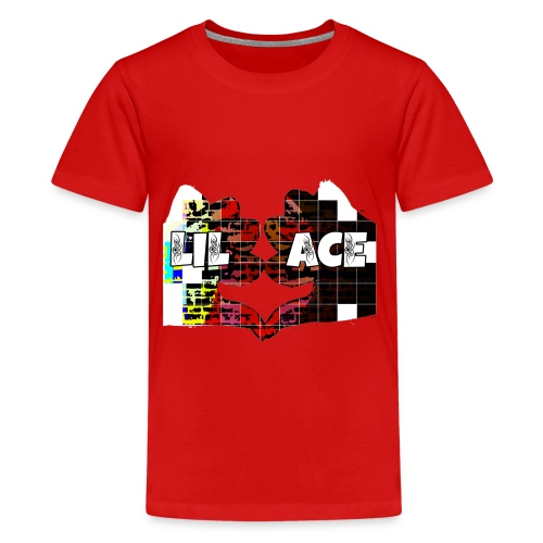 Lil Ace Hater Thumbs - Kids' Premium T-Shirt
